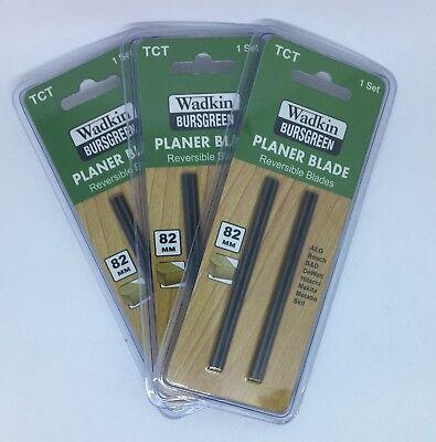 6 X 82mm Carbid Hobel Sägeblätter Passend für Hitachi P20v und P20sa Hand Best, gebraucht gebraucht kaufen  Versand nach Germany