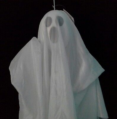 NEW HANGING GHOST HALLOWEEN DECOR COLLECTIBLE PROP 37