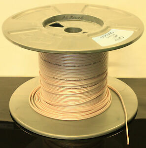 QED Micro Speaker Cable Sold By The Metre, Unterminated