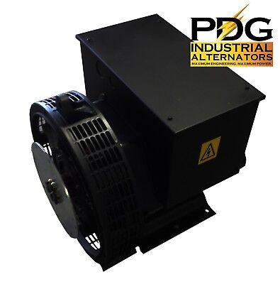 11 Kw Alternator Generator Head Genuine Pdg Industrial 1 Phase Pdg-164b-1