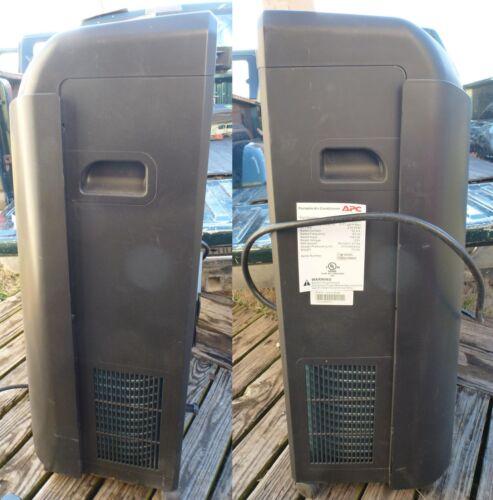 LOT 2 - APC ACPSC3500 InRoom SC 12,000 BTU Portable Air Conditioner ac a/c unit