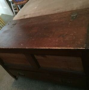 Early Pine Chest