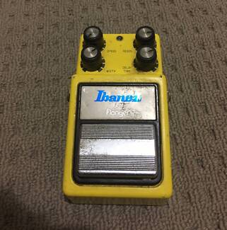 Ibanez Flanger Pedal Classic