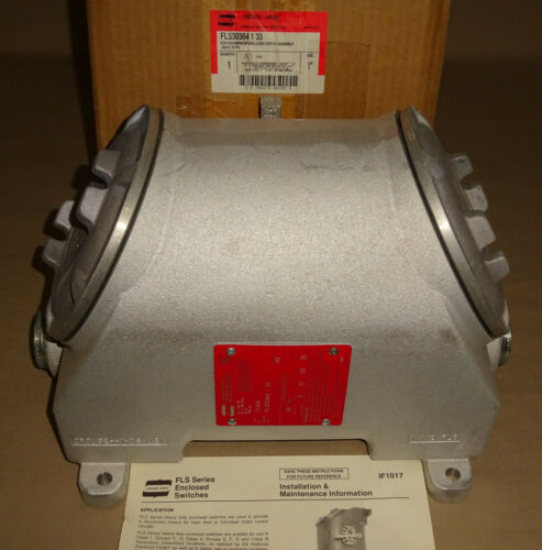 Crouse Hinds FLS30364 1 33 Explosion Proof Disconnect FLS30364133 30 Amp NEW