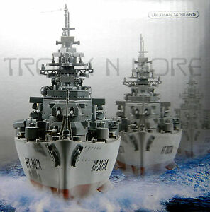 28-RC-BATTLESHIP-1-360-GERMAN-NAVY-BISMARK-Remote-Control-Boat-Hobby-Military