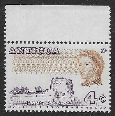 ANTIGUA 1970 4c glazed paper UM c £16