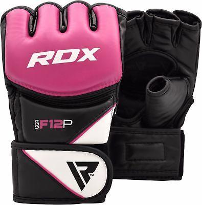 RDX MMA Damen Grappling Kampf Gel Kampf Handschuhe Stanzen Frau SW  ()