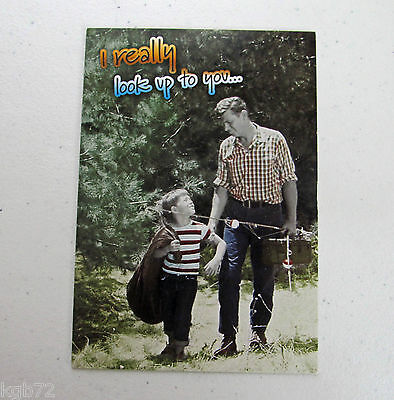 Leanin Tree Father's Day Greeting Card Funny Love Multi Color Fathers FD14](Father's Day Colors)