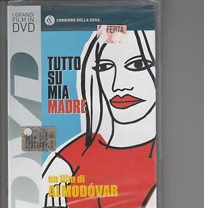 PEDRO-ALMODOVAR-FILM-DVD-034-TUTTO-SU-MIA-MADRE-034-034-NUOVO-SIGILLATO