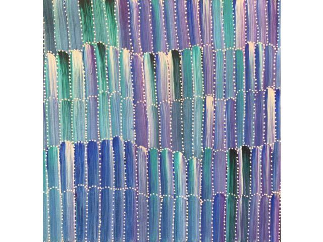 aboriginal art Jeannie Mills Pwerle