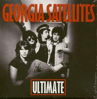 GEORGIA SATELLITES - Ultimate (3-CD) - 1970s/1980s Pop/Classic Rock/Glam Rock