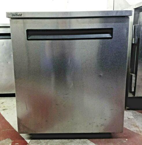 USED Delfield 406P 5.7 cu ft Undercounter Refrigerator