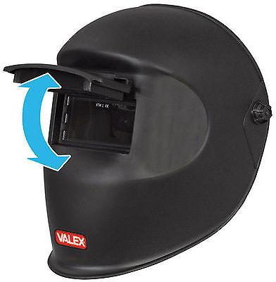 Maschera per saldatura a casco Valex Start Stop