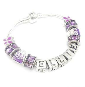 Children S Personalised Bracelets