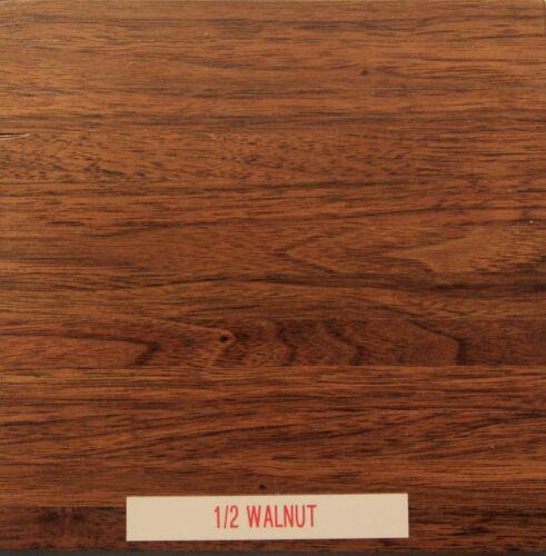 "Dollhouse Miniature Walnut 1/2"" Wide Flooring....The Best Plank Flooring...."
