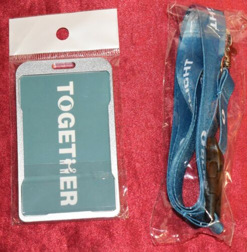Original Olight PRESS LANYARD with ID Badge - Tag Holder