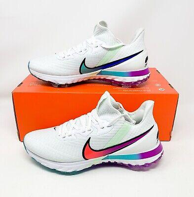 Nike Air Zoom Infinity Tour NRG Golf Shoe CT2872-120 Men's Size 8...