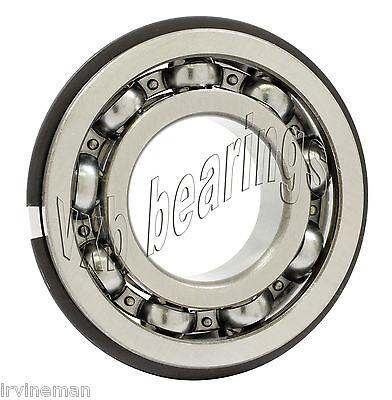 6206nr 30x62x16 Snap Ring 30mm62mm16mm Deep Groove Radial Ball Bearings C Clip
