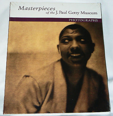 Masterpieces Of The J  Paul Getty Museum   Photographs  1999  Paperback  Sealed