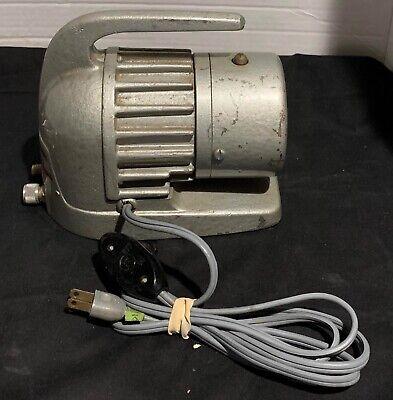 Vintage Devilbiss 501 Air Compressor Works Great
