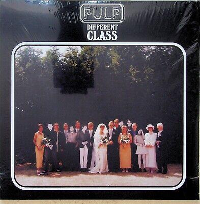 PULP Different Class LP (NEW* 2016 Vinyl) Brit Pop 1995 Common People...