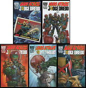Judge Dredd Comic Lot
