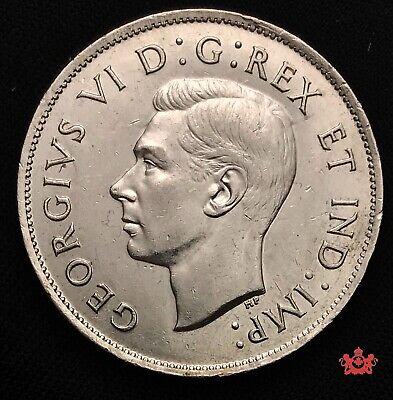1941 Canada 50 Cents - AU - Lot#488