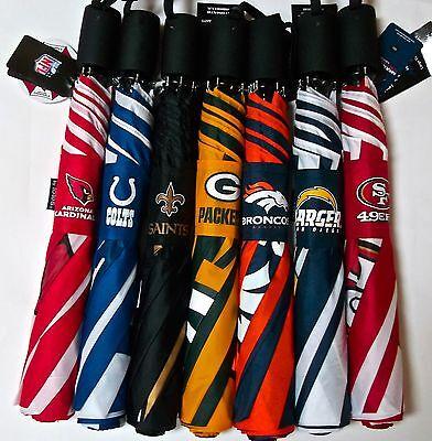 NFL Travel Automatic Umbrella 42