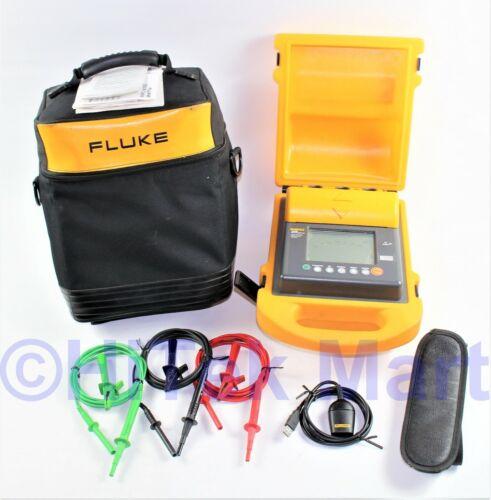 Fluke 1550B 5kV Insulation Tester MegOhmMeter