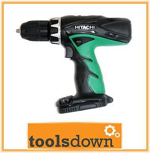 Hitachi-DV18DCL2-18V-Cordless-Hammer-Drill-Driver-Bare-Unit