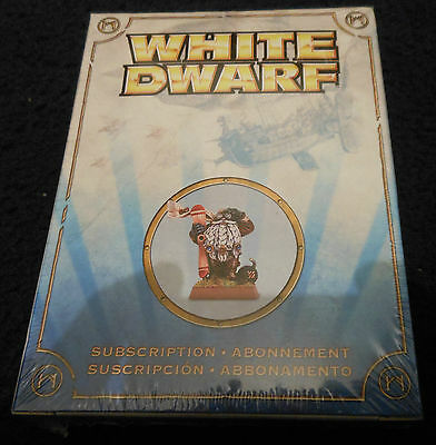 2011 Limited White Dwarf Subscription Miniature Citadel Warhammer Army Wd-11