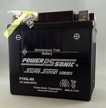 Power-Sonic Super Sport PTX5L-BS Motorbike Battery Morningside Brisbane South East Preview