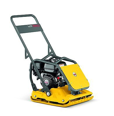 Wacker Neuson WP1540AW Plate Compactor Tamper w/ Honda Engine & Water Tank for sale  Spirit Lake