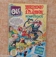 Comic, Mortadelo Y Filemón, Nº 285, Colección Olé, Ediciones B, Grupo Zeta, 1987 -  - ebay.es