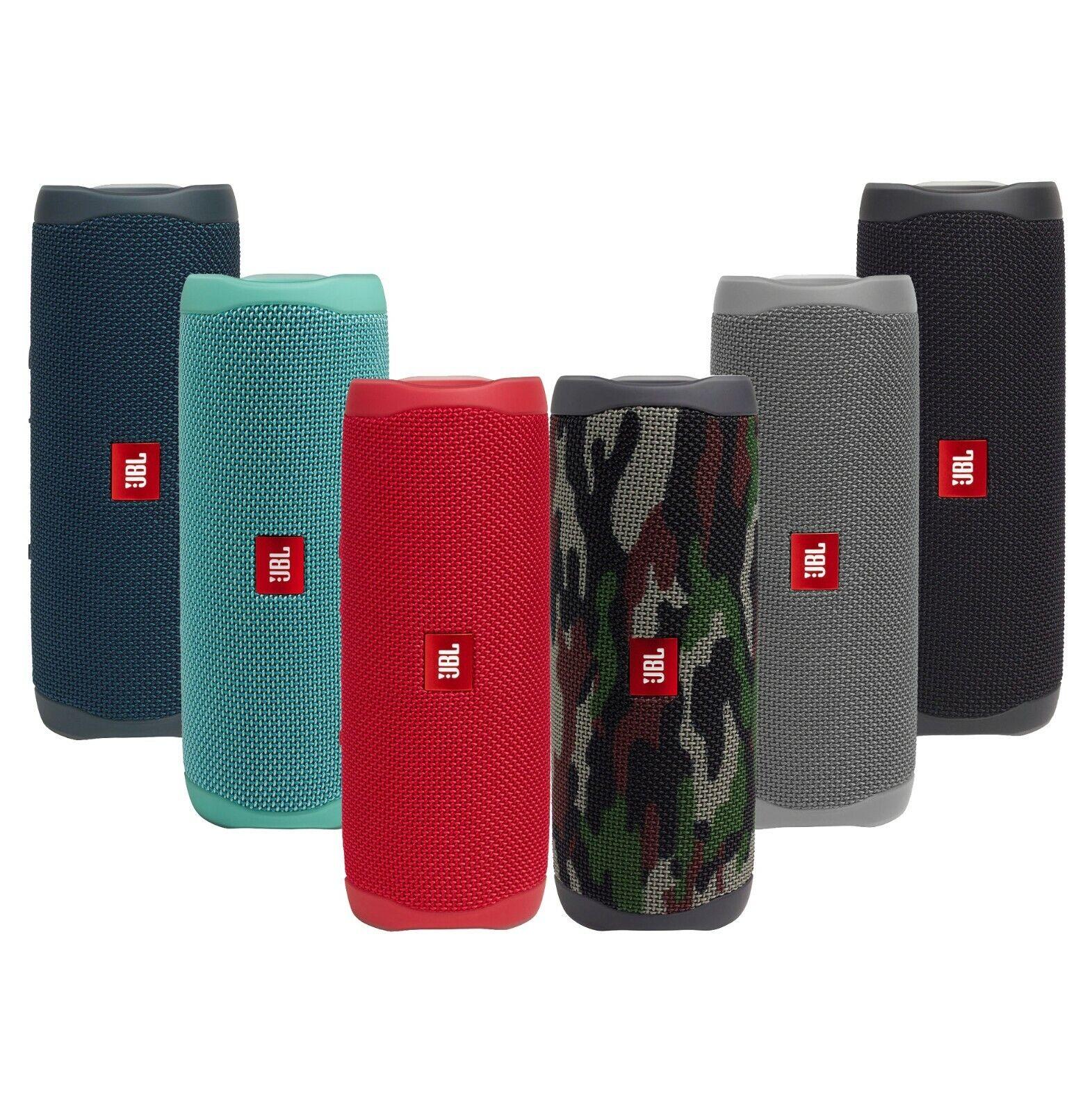 JBL Flip 5 Waterproof Portable Rechargeable Bluetooth Speake