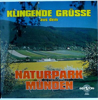2 Vinyl-LPs: Musik aus dem ehem. Landkreis Hann.Münden (Volks- & klass.Flötenk.)