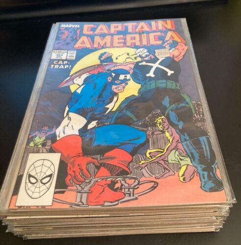 BIG Run of *27* CAPTAIN AMERICA Comics: #364-391 (VF/NM)