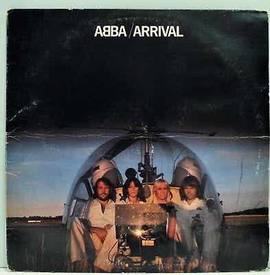 "ABBA ""Arrival"" LP 1976 Original Atlantic SO 19115"