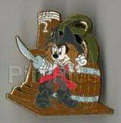Pirate Minnie Mouse Sword Out Dressed As A POTC. Ride Disney POTC Pirate Pin (Dress As A Pirate)