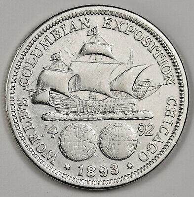 1893 Columbia Half. Commemorative. High Grade. 151422 - $19.99
