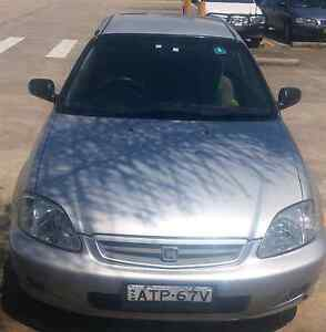 Honda civic 1999 automatic transmission Campbelltown Campbelltown Area Preview