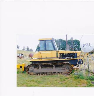 Caterpillar D6D Ag Crawler Tractor Tamworth 2340 Tamworth City Preview