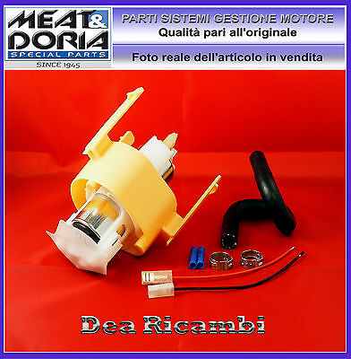 77258 Kit de Bomba Electrica Diesel Fiat Stilo JTD Sedán Múltiples Wagon