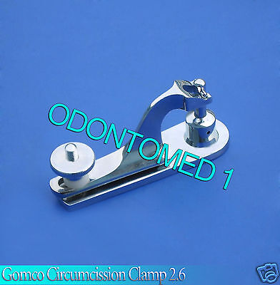 Gomco Circumcission Clamp Urology Instruments 2.6