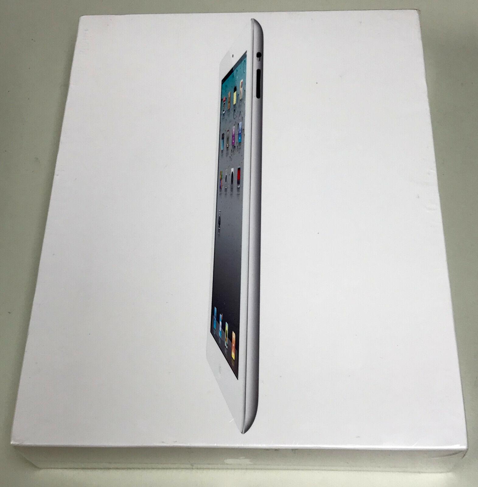 NEW Sealed Apple iPad 2 64GB 3G Unlocked GSM White MC984LL/A
