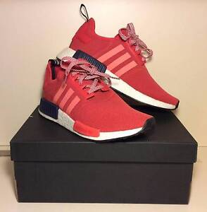 Adidas NMD R1 red,blue 'LIMITED' Penrith Penrith Area Preview