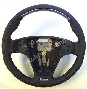 Genuine Volvo R-Design Sport Leather Steering Wheel C30 C70 V50 S40 See List NEW