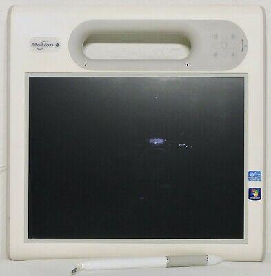Motion Computing C5 C5t Rugged Tablet Intel Core i5 4GB RAM 64GB SSD WiFi Webcam