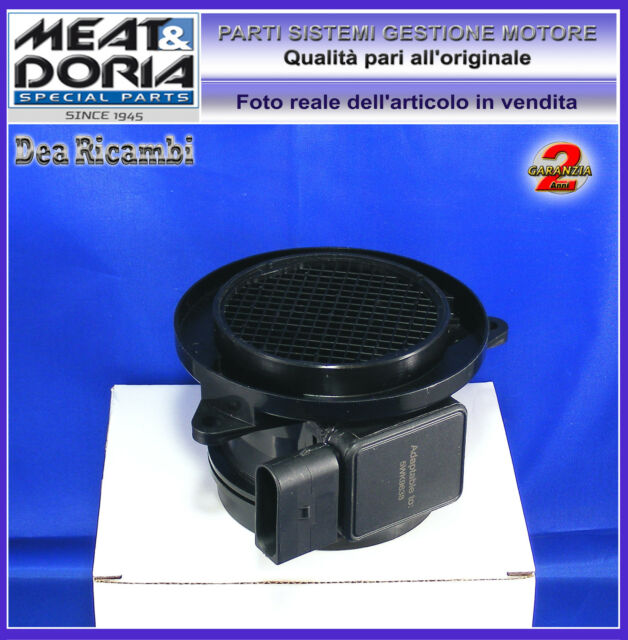 86120/1 Mass flow sensor Measurer Air MERCEDES C 200 1.8 CGI KOMPRESSOR Kw 105