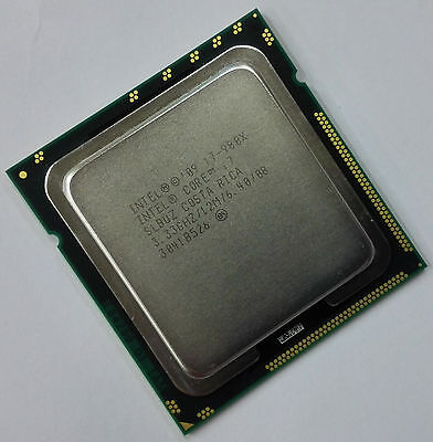 Intel Core i7-980X Extreme Edition 3.33 GHz Six Core Processor SLBUZ LGA 1366 B, used for sale  Shipping to United States